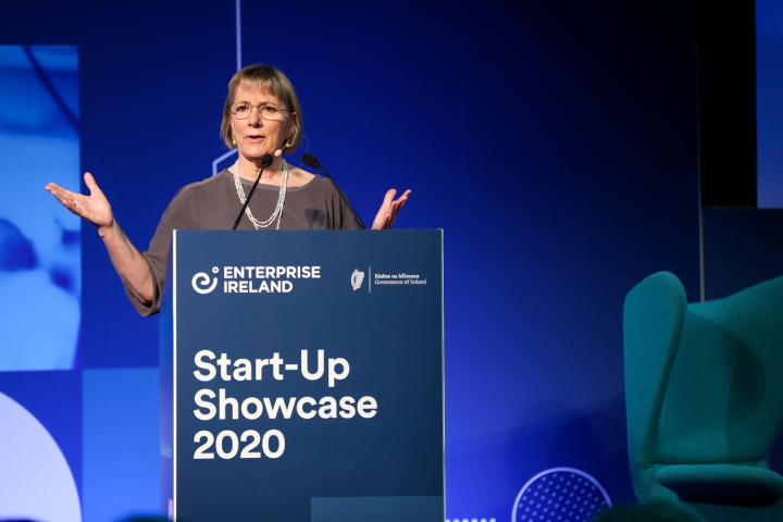 Enterprise Ireland's Start Up Showcase 2020